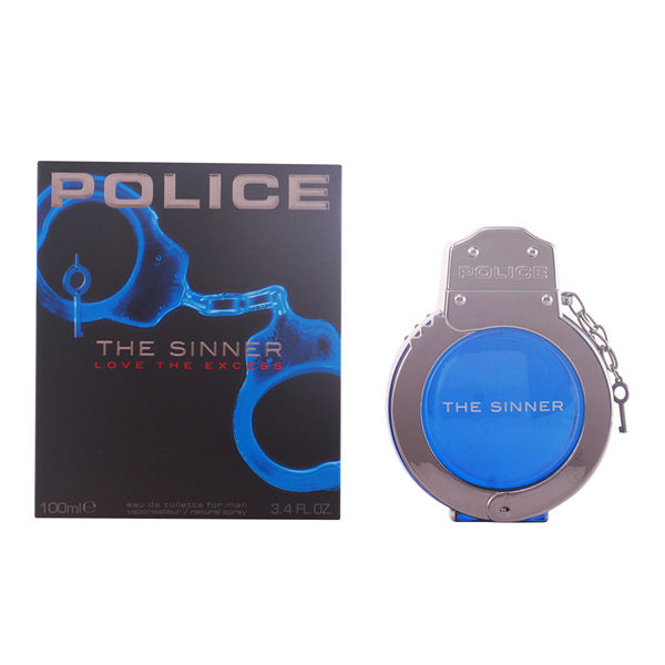 Police - THE SINNER MAN edt 100 ml