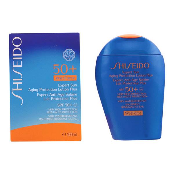Shiseido - EXPERT SUN AGING PROTECTION lotion plus wet force 100 ml