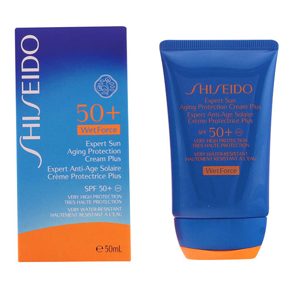 Shiseido - EXPERT SUN AGING PROTECTION cream plus wet force 50 ml