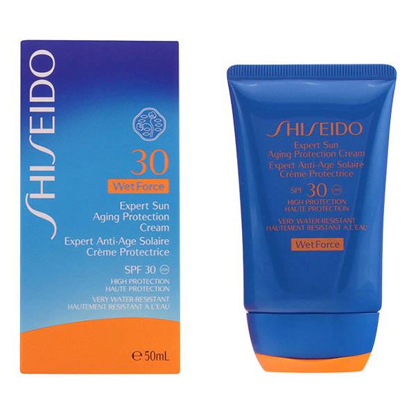 Shiseido - EXPERT SUN AGING cream wet force 50 ml