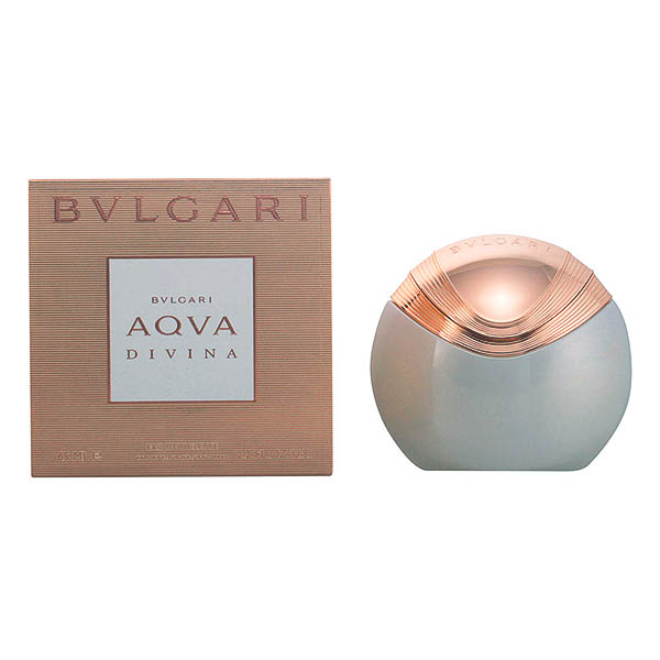 Bvlgari - AQVA DIVINA edt vaporizador 65 ml
