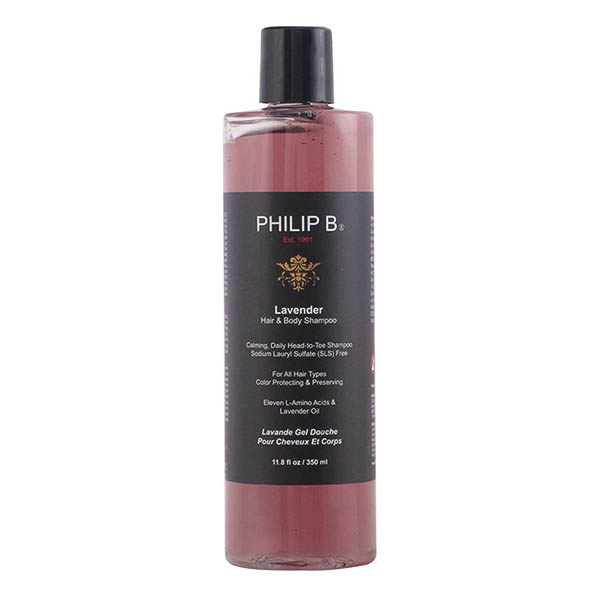 Philip B - Philip B - LAVENDER hair & body shampoo 350 ml