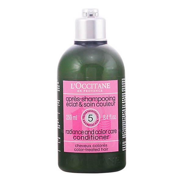 L´occitane - AROMACHOLOGY apr?s-shampooing éclat&couleur bouteille 250 ml
