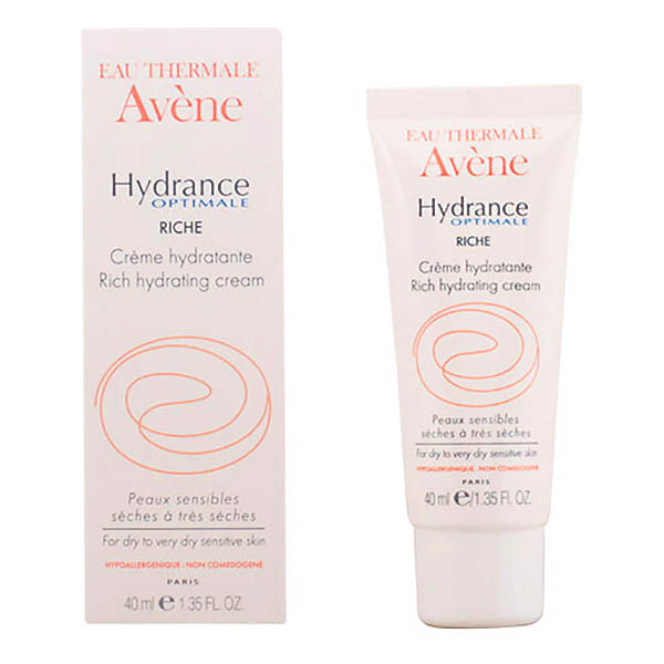 Avene - HYDRANCE OPTIMALE crème riche hydratante 40 ml