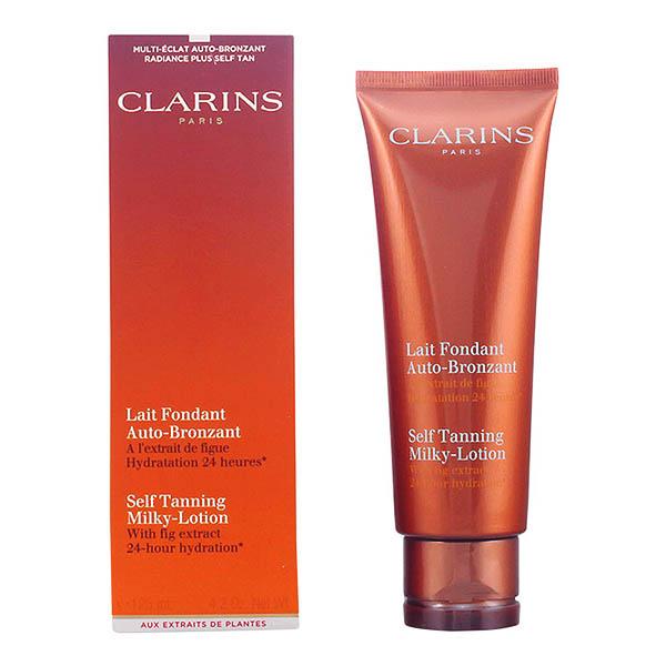 Clarins - LAIT FONDANT auto-bronzant hydratation 24h 125 ml
