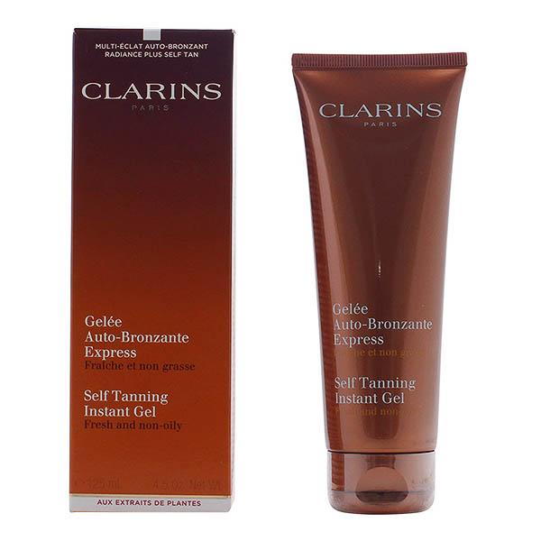 Clarins - SUN gelée auto-bronzante express 125 ml