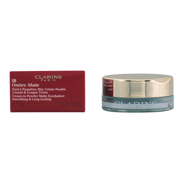 Clarins - OMBRE MATTE 08-heather 7 gr