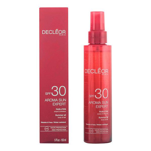 Decleor - AROMA SUN EXPERT huile d'eté SPF30 150 ml