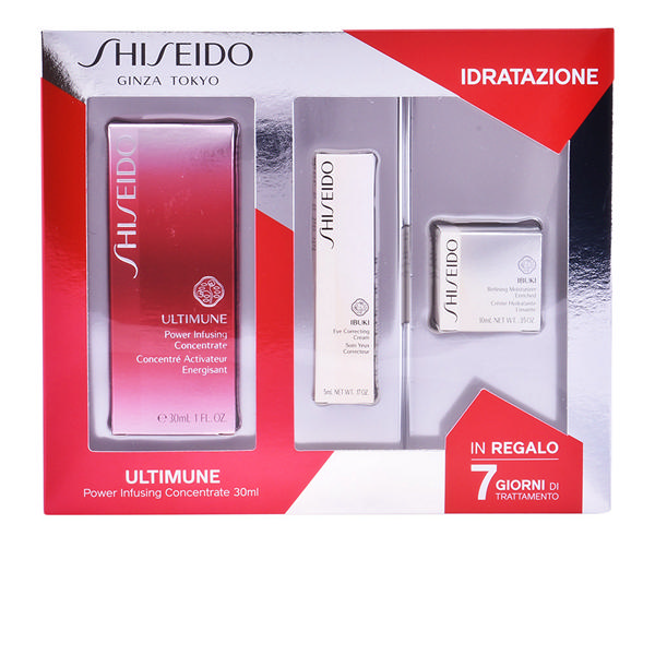 Shiseido - ULTIMUNE SET 3 Pcs.