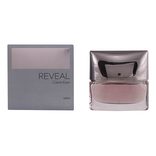 Calvin Klein - REVEAL MEN edt vaporizador 50 ml