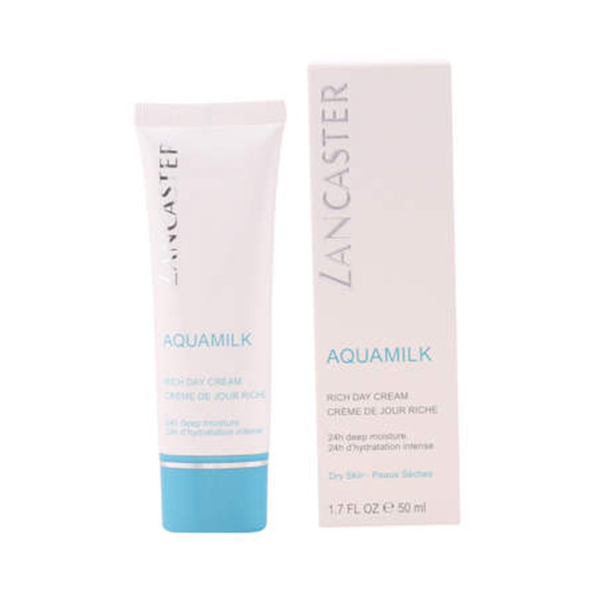 Lancaster - AQUAMILK rich cream tube PS 50 ml