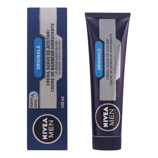 Nivea - MEN ORIGINALS soft shaving cream 100 ml