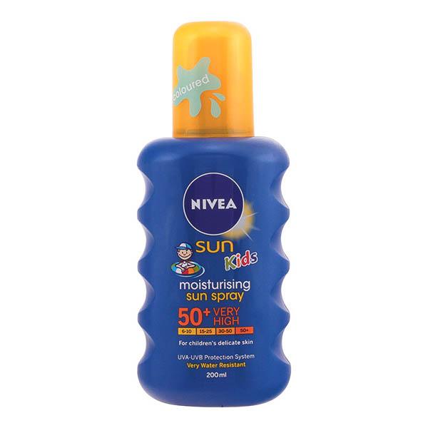 Nivea - SUN KIDS moisturizing spray SPF50+ 200 ml