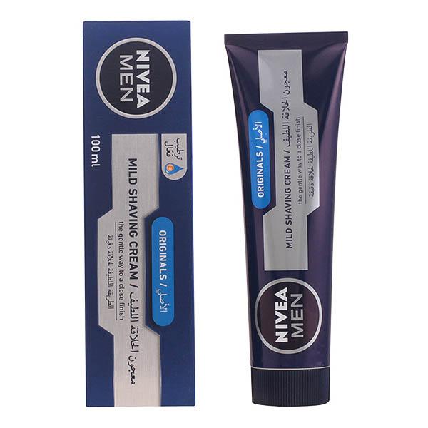 Nivea - ORIGINALS mild shaving cream 100 ml