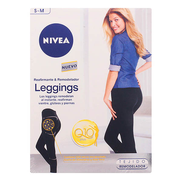 Nivea - NIVEA LEGGINGS Q10 talla S/M