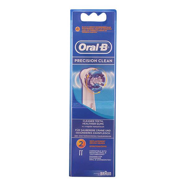 Oral-b - PRECISION CLEAN cabezales 2 uds