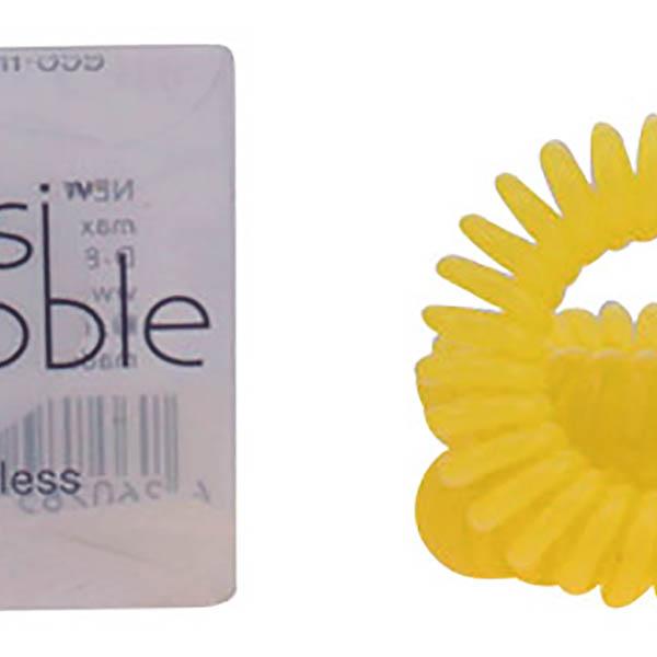 Invisibobble - INVISIBOBBLE yellow 3 pz