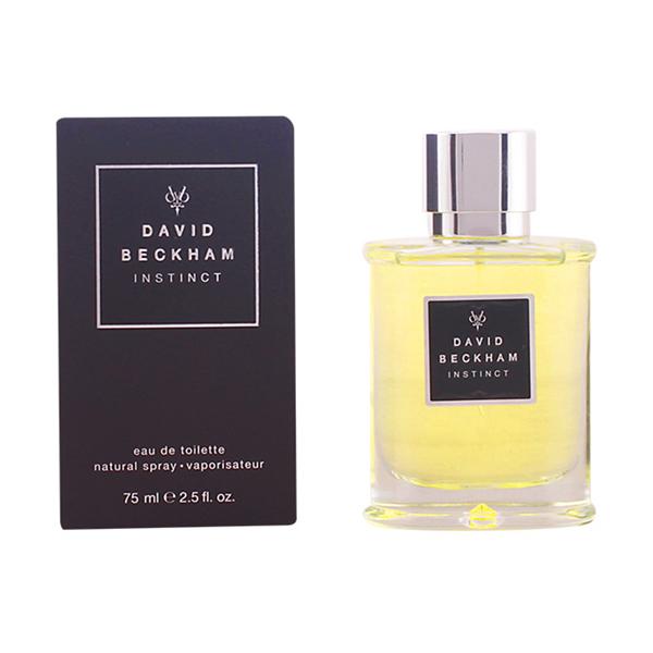 David & Victoria Beckham - INSTICT MEN edt vaporizador 75 ml