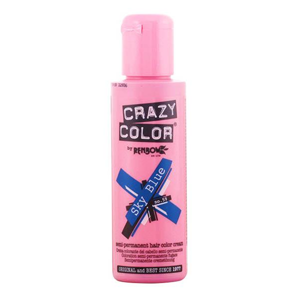Crazy Color - CRAZY COLOR 59-sky blue