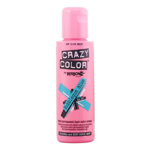 Crazy Color - CRAZY COLOR 63-bubblegum blue