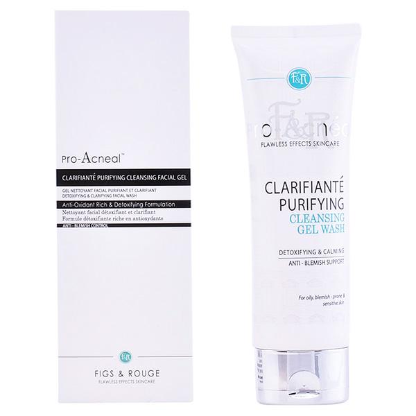 Figs & Rouge - PROACNEAL clarifiante purifying cleansing facial 150 ml