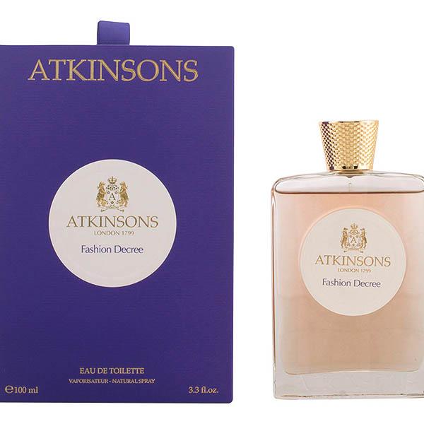 Atkinsons - FASHION DECREE edt vaporizador 100 ml