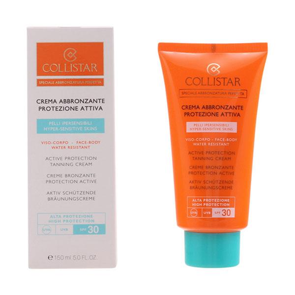 Collistar - PERFECT TANNING tanning cream SPF30 150 ml