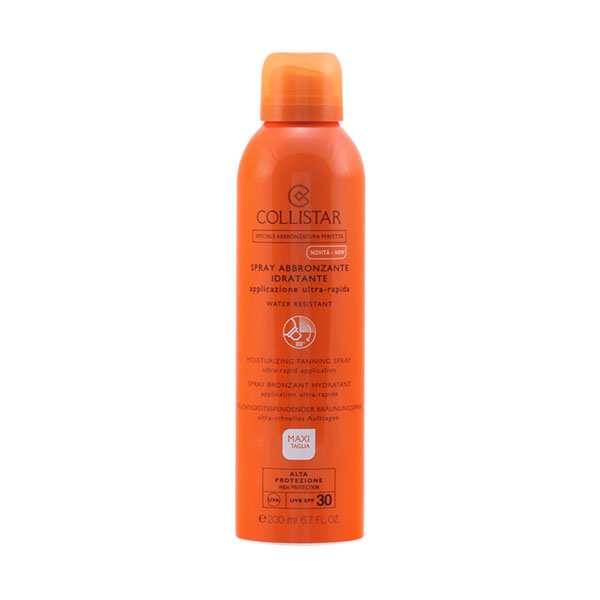 Collistar - PERFECT TANNING moisturizing spray SPF30 200 ml