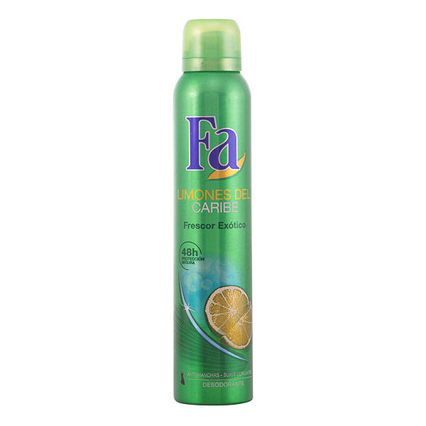 Fa - FA LIMONES DEL CARIBE deo vaporizador 200 ml
