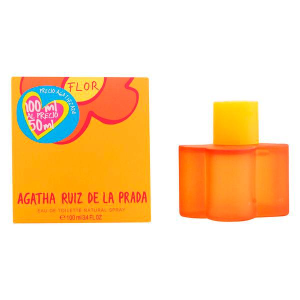 Agatha Ruiz De La Prada - FLOR edt vaporizador 100 ml