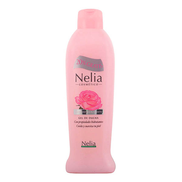 Nelia - MOISTURISING CARE gel de ducha 750+150 ML.