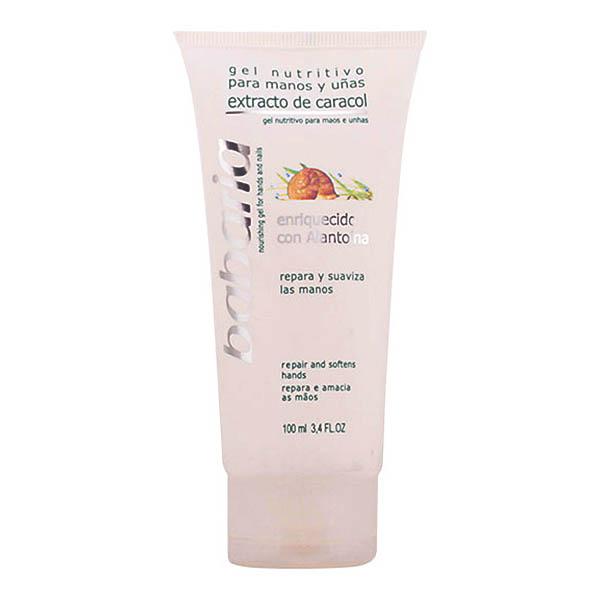 Babaria - EXTRACTO DE CARACOL gel nutritivo manos & uñas 100 ml