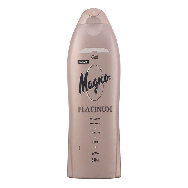 Magno - PLATINUM gel de ducha 550 ml