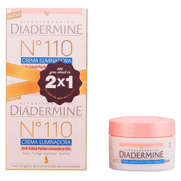 Diadermine - Nº 110 LOTE 2 pz