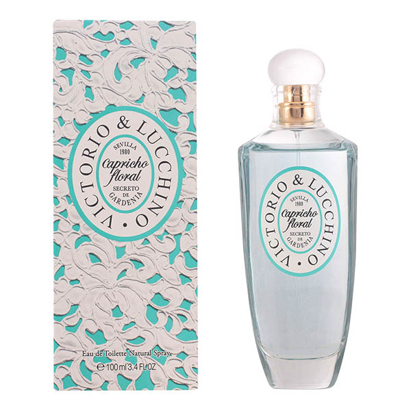 Victorio & Lucchino - SECRETO DE GARDENIA edt vaporizador 100 ml