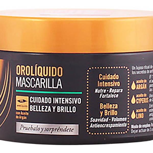 Salon Hits - ORO LÍQUIDO mascarilla 250 ml