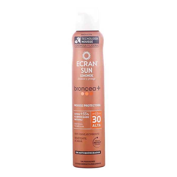 Ecran - ECRAN SUN LEMONOIL BRONCEA+ mousse SPF30 200 ml