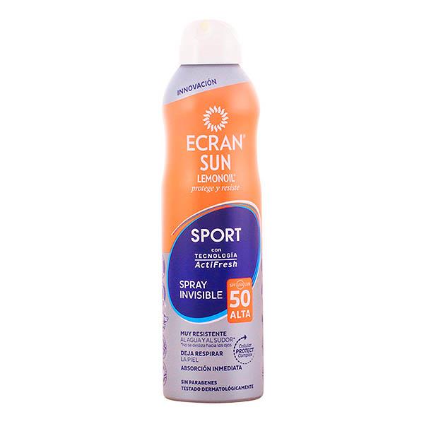 Ecran - ECRAN SUN LEMONOIL SPORT spray invisible SPF50 250 ml