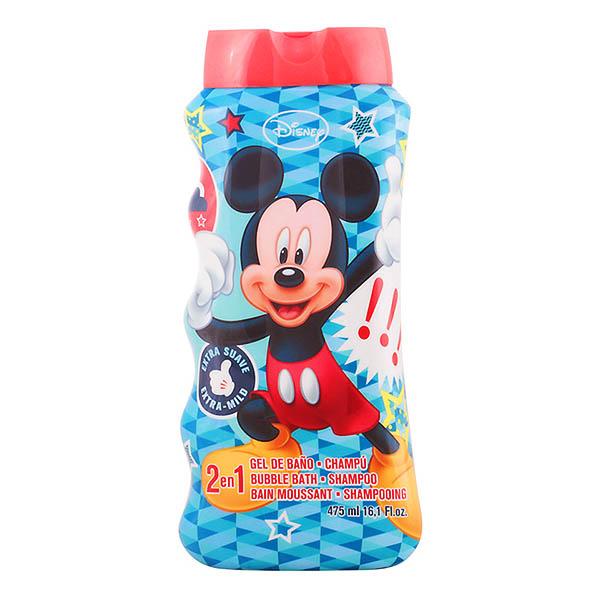 Cartoon - MICKEY 2en1 gel & champú 475 ml