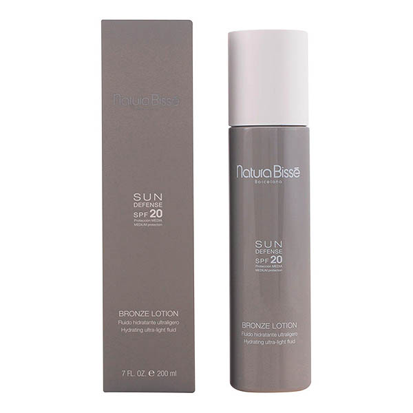 Natura Bissé - SUN DEFENSE bronze lotion SPF20 200 ml