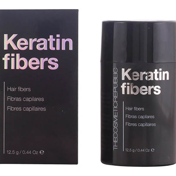 The Cosmetic Republic - KERATIN FIBERS hair fiberslight brown 12,5 gr