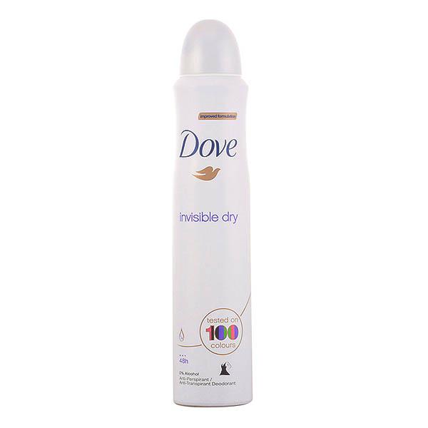 Dove - DOVE INVISIBLE DRY deo vaporizador 200 ml