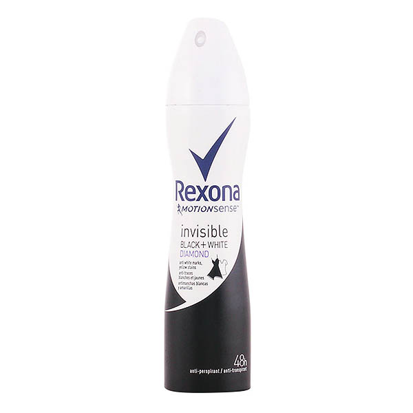 Rexona - INVISIBLE BLACK & WHITE deo vaporizador 200 ml