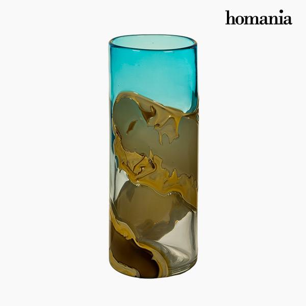 Vaso Geam (12 x 12 x 30 cm) - Pure Crystal Deco Collezione by Homania