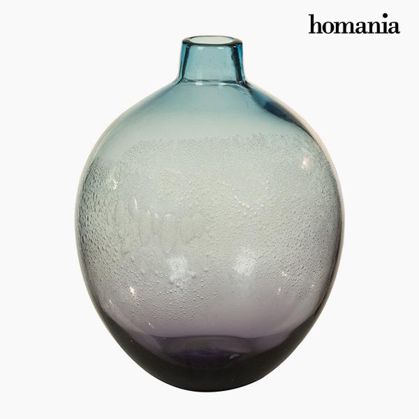 Vaso Geam (22 x 22 x 28 cm) - Pure Crystal Deco Collezione by Homania