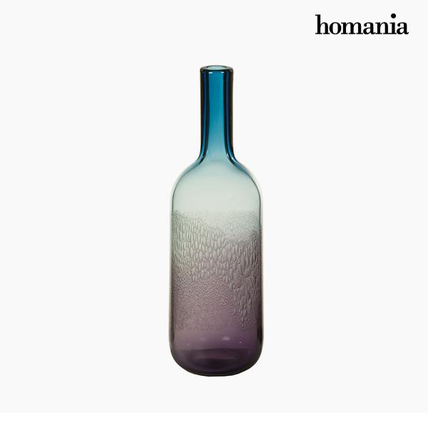 Vaso Geam (11 x 11 x 38 cm) - Pure Crystal Deco Collezione by Homania