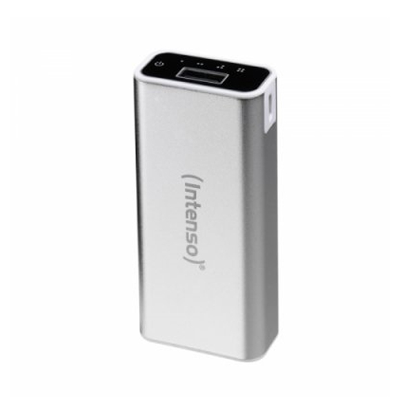 Intenso 7322421 Powerbank 5200 Srebrni Aluminij