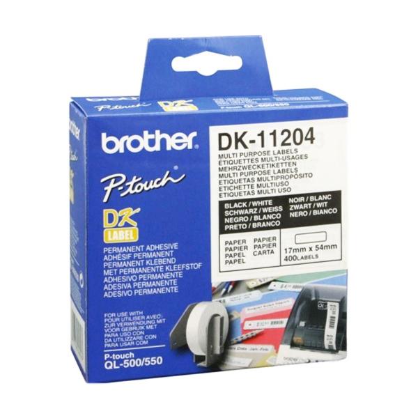 BROTHER Etikete Večnamenske QL550