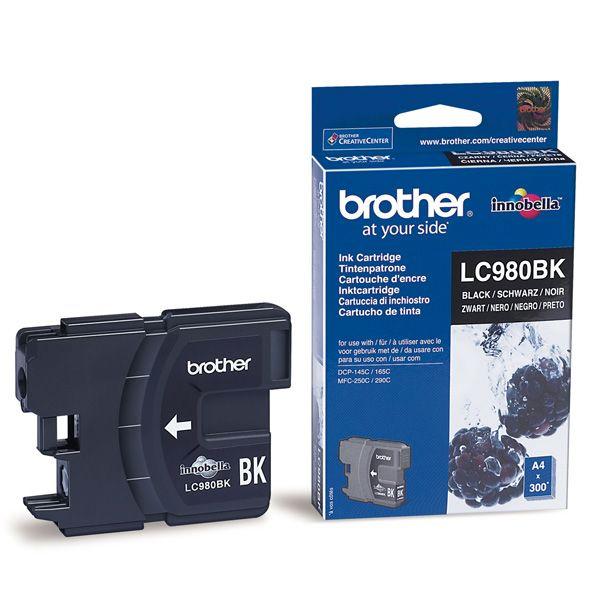 Brother črna kartuša DCP145/165