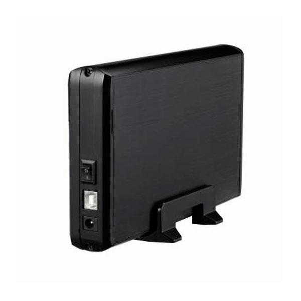 """""""TooQ TQE-3509B zunanje ohišje HD 3.5"""""""" SATA3 a USB2.0"""""""
